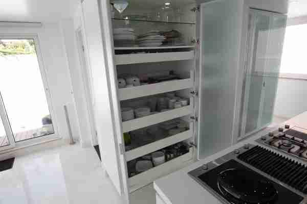 Armário de cozinha à medida