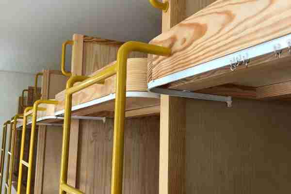 camas de madeira à medida